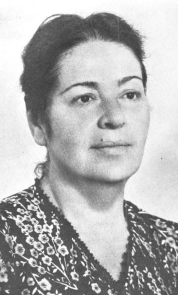 Фаина Баазова