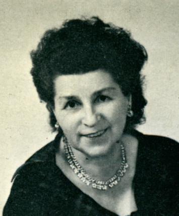Ольга Михайловна Дартау
