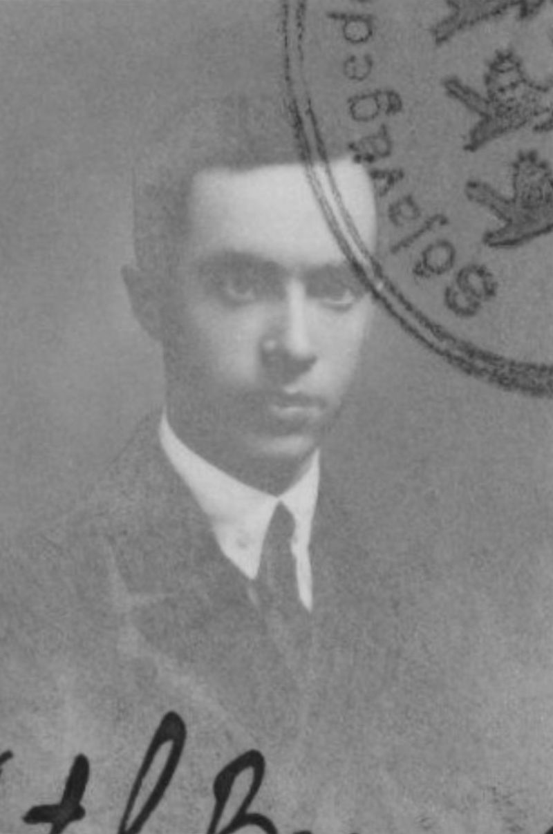 Павел Михайлович Иртель фон Бренндорф