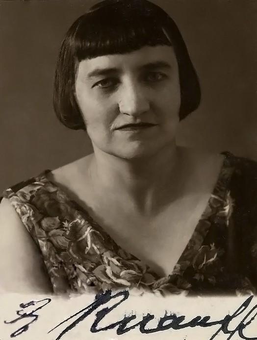 Елизавета Августовна Магнусгофская