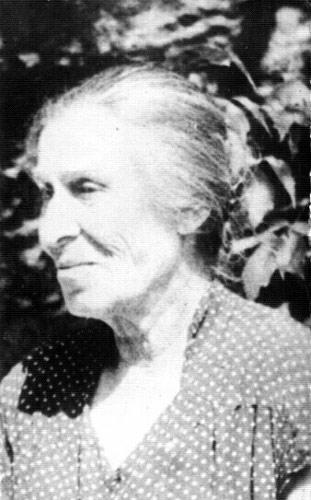 Екатерина Львовна Олицкая