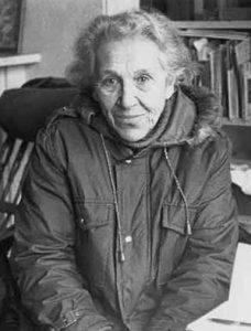 Лидия Леонидовна Пастернак-Слейтер