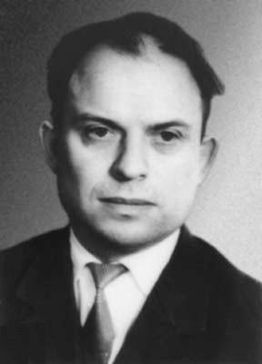 Сергей Михайлович Поликанов