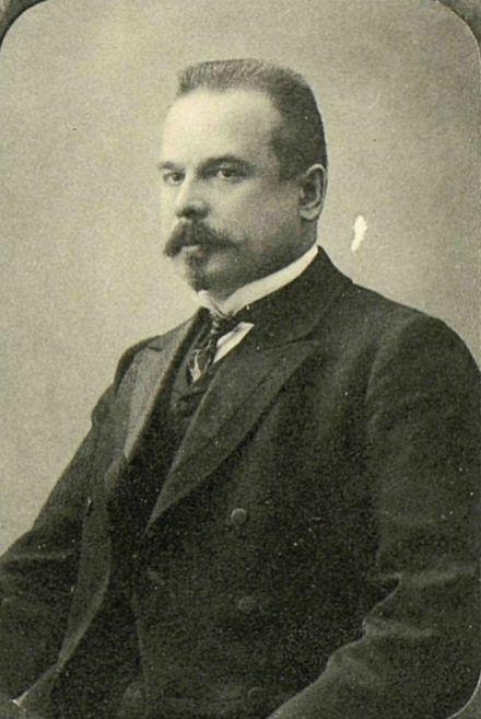Лев Викторович Половцов