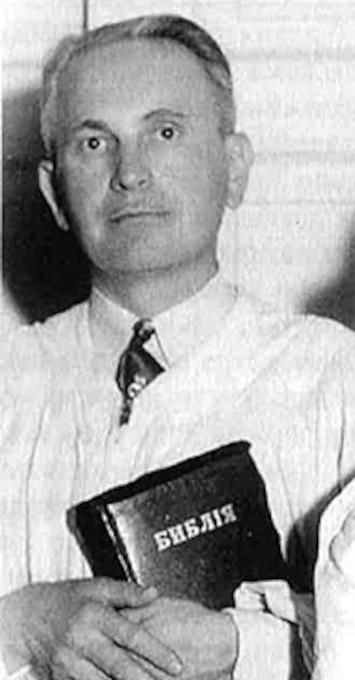 Павел Иосифович Рогозин