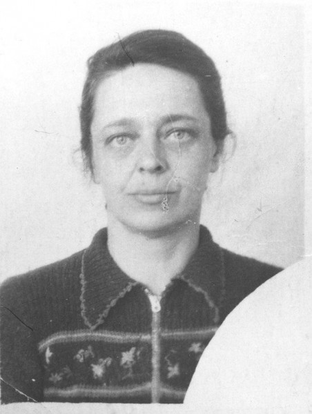 Ариадна Сергеевна Эфрон