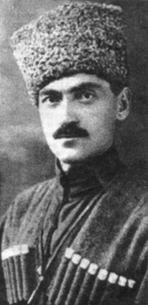 Георгий Сергеевич Агабеков